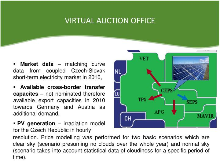 VIRTUAL AUCTION OFFICE
