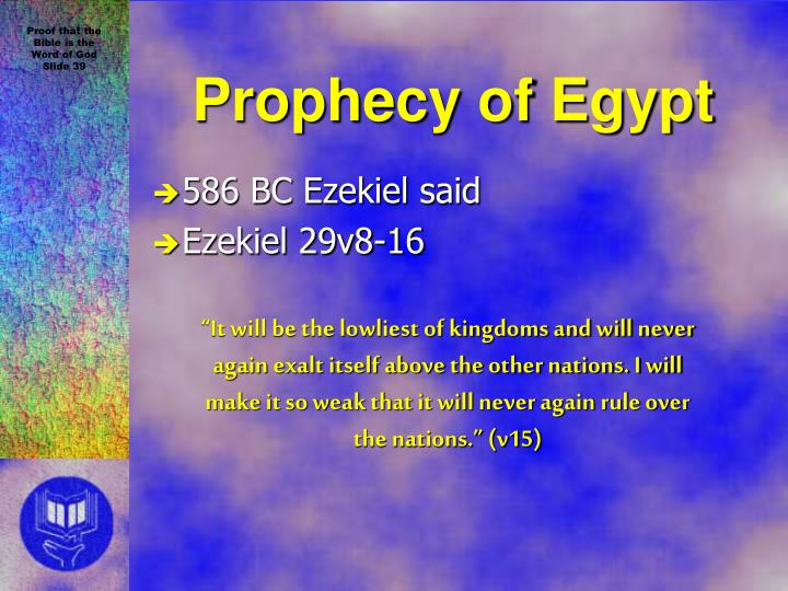 Prophecy of Egypt