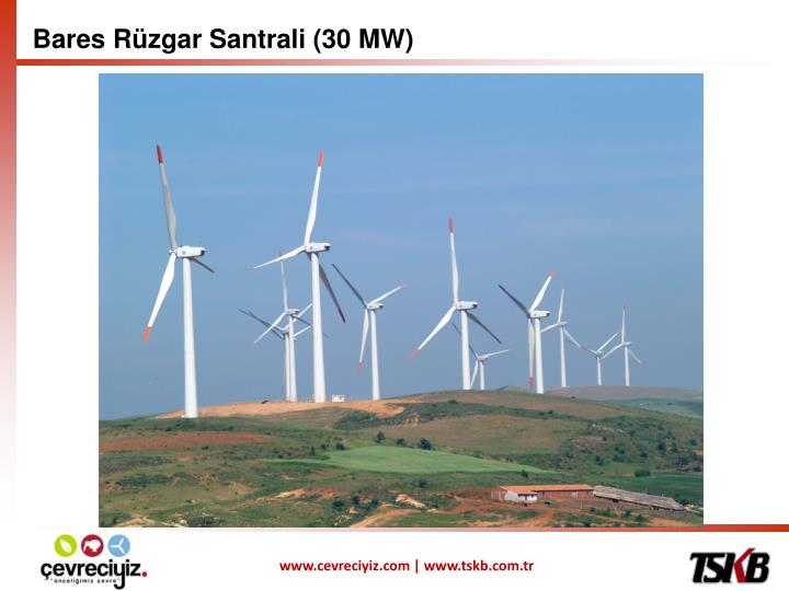 Bares Rüzgar Santrali (30 MW)
