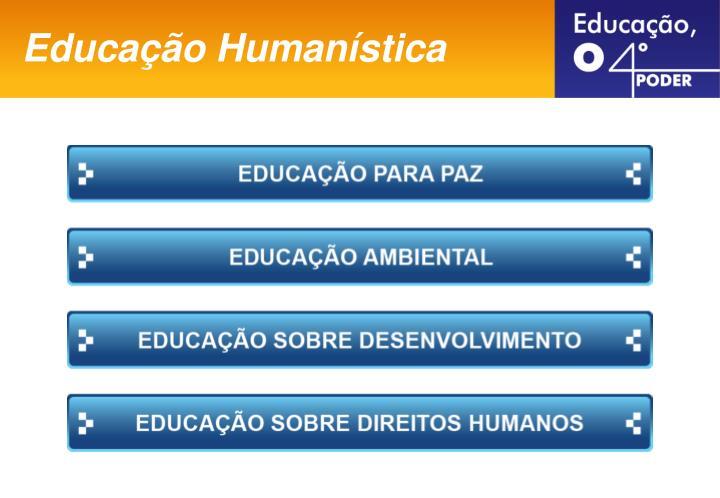 Educação Humanística