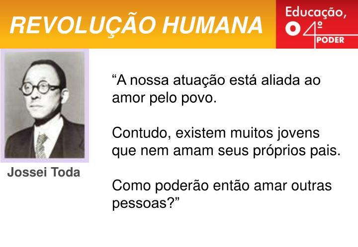 REVOLUÇÃO HUMANA