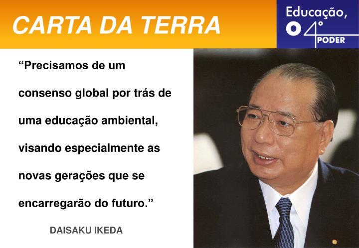 CARTA DA TERRA