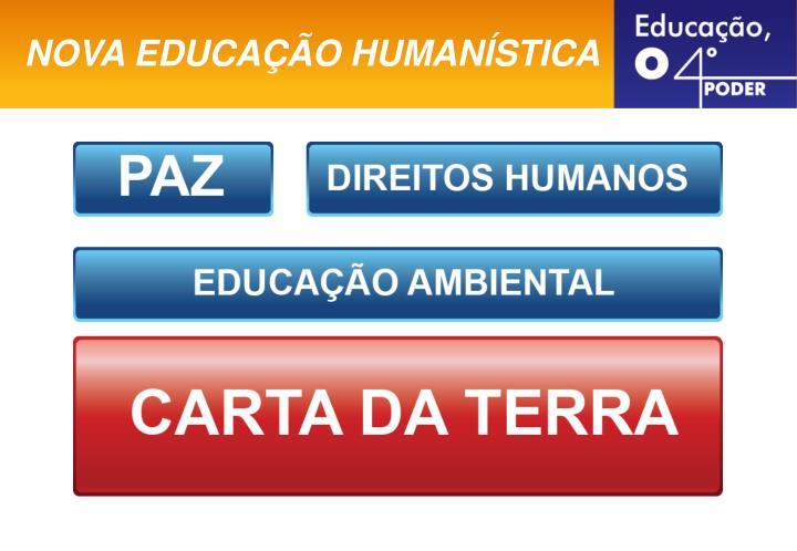 NOVA EDUCAÇÃO HUMANÍSTICA