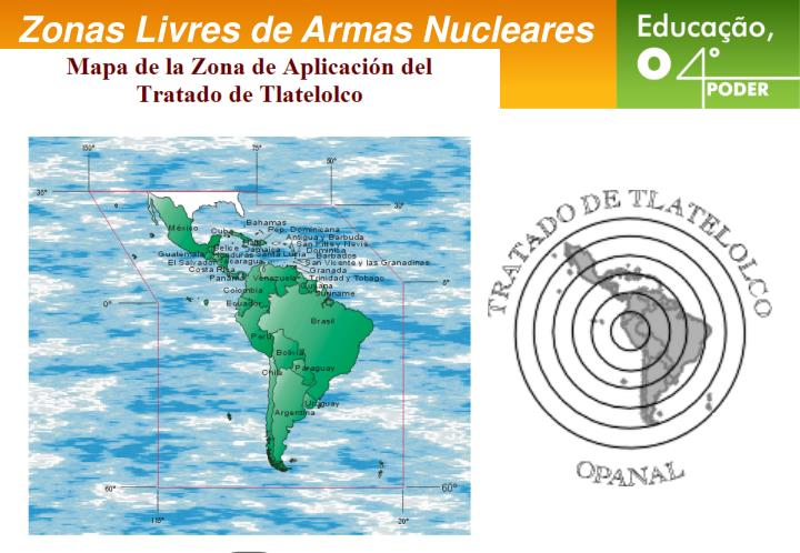 Zonas Livres de Armas Nucleares