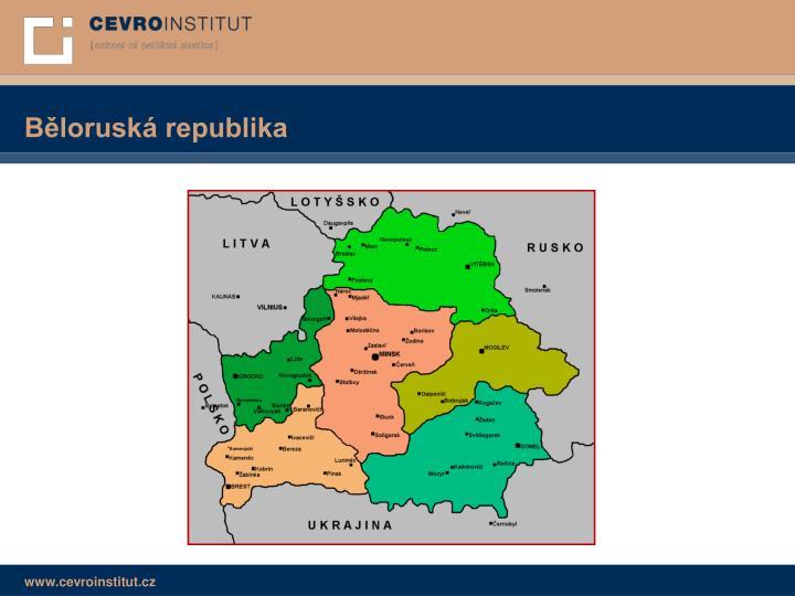 Běloruská republika