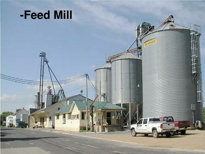 -Feed Mill