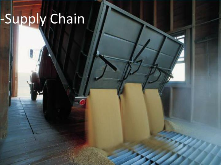 -Supply Chain