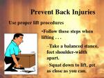 prevent back injuries2