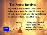 the forces involved1