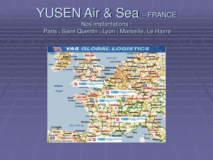 YUSEN Air & Sea