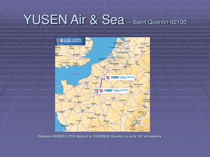 Yusen air sea saint quentin 021001