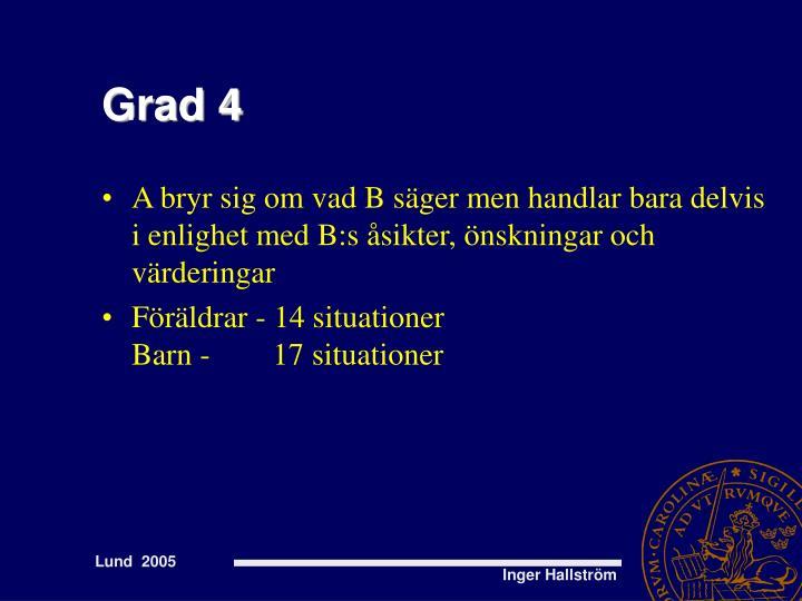 Grad 4