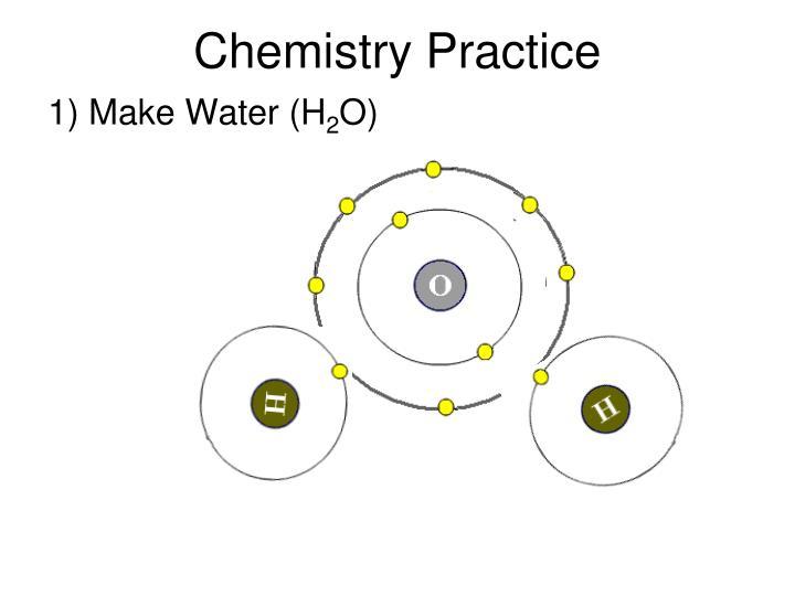 Chemistry Practice
