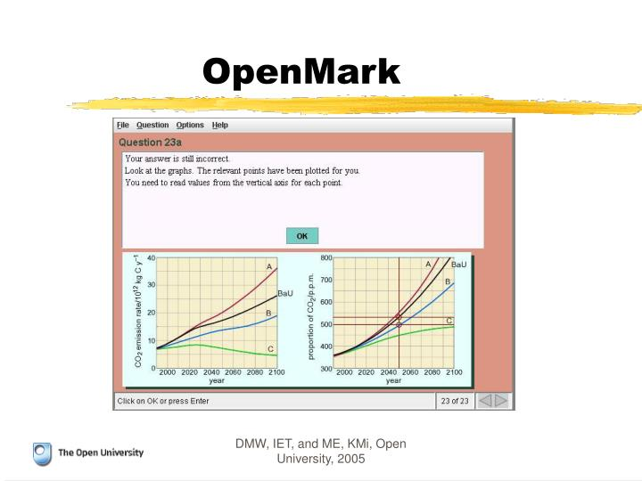 OpenMark