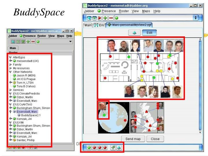 BuddySpace