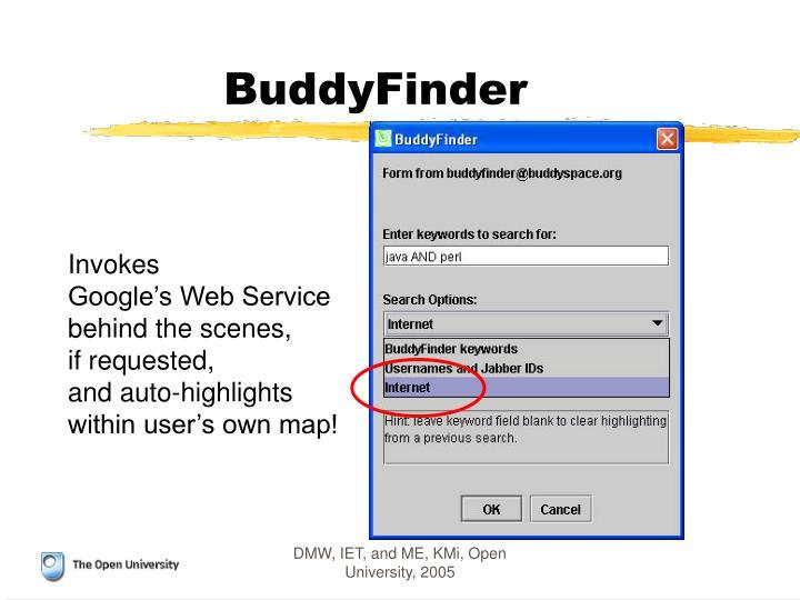 BuddyFinder