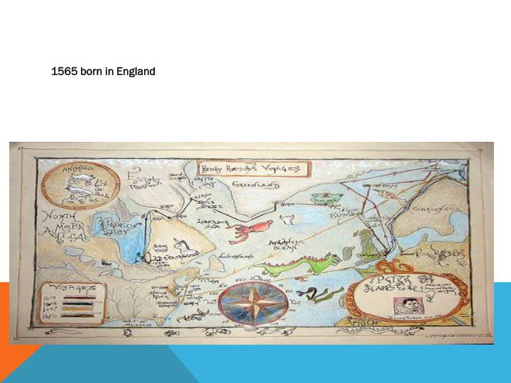 1565 born in England