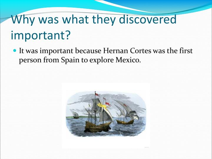 Why was what they discovered important?