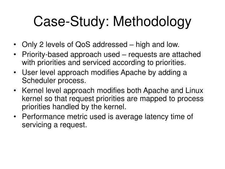 Case-Study: Methodology