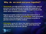 why do we need everyone together2