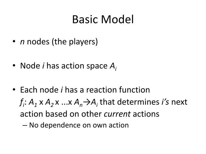 Basic Model