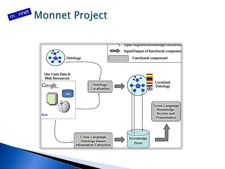 Monnet Project
