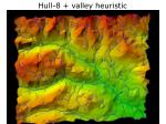 hull 8 valley heuristic