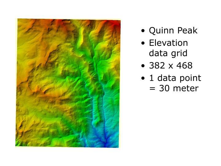 Quinn Peak