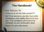 the handbook3