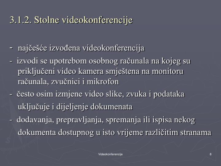 3.1.2. Stolne videokonferencije