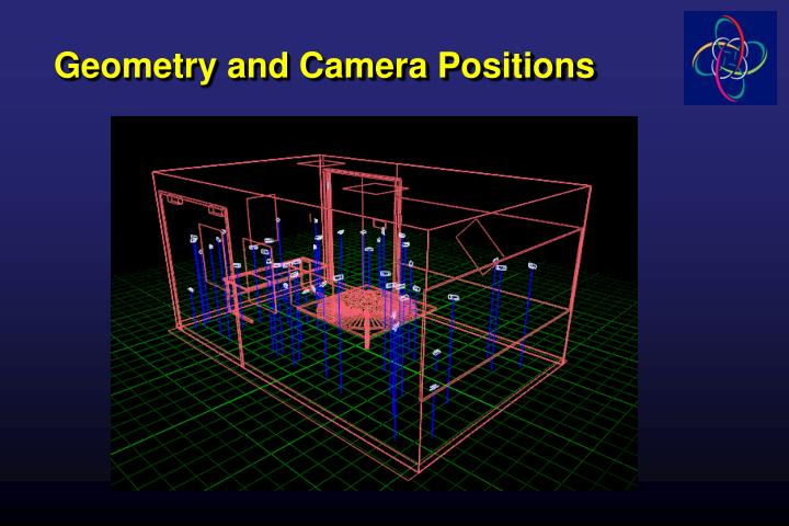 Geometry and Camera Positions