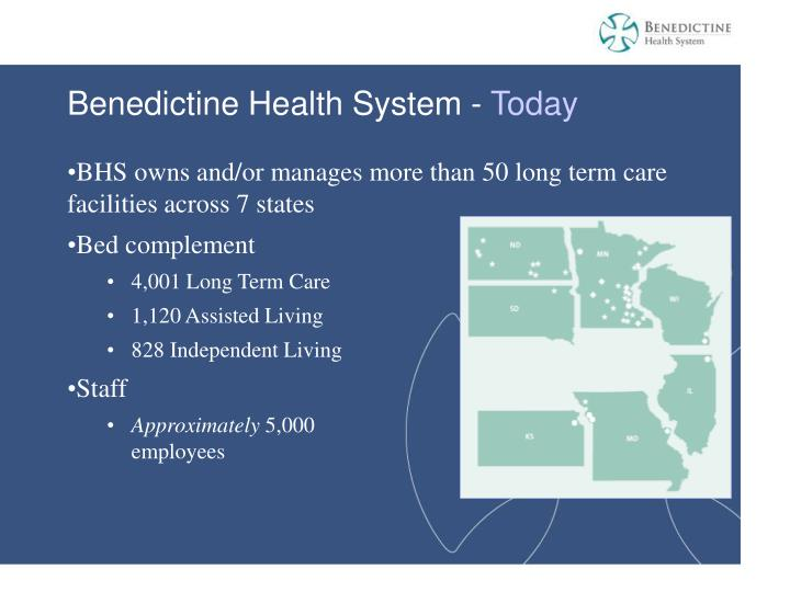 Benedictine Health System -