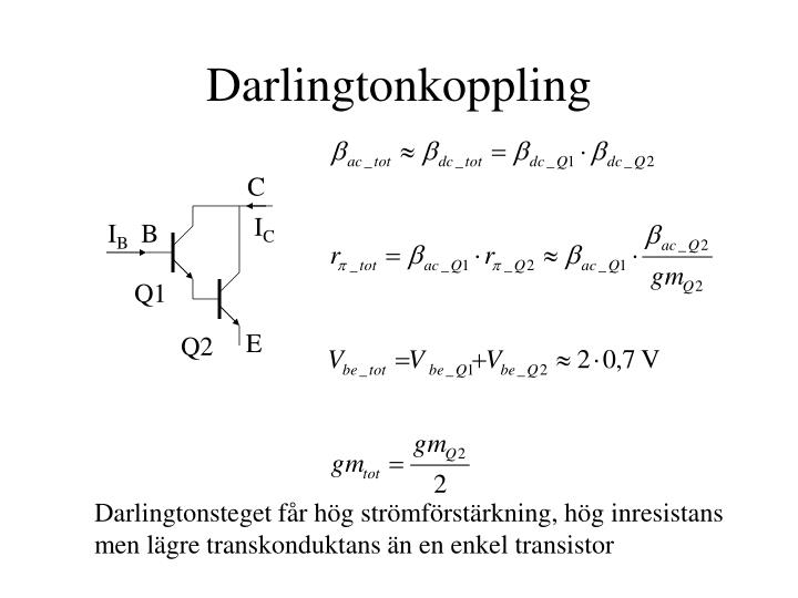 Darlingtonkoppling