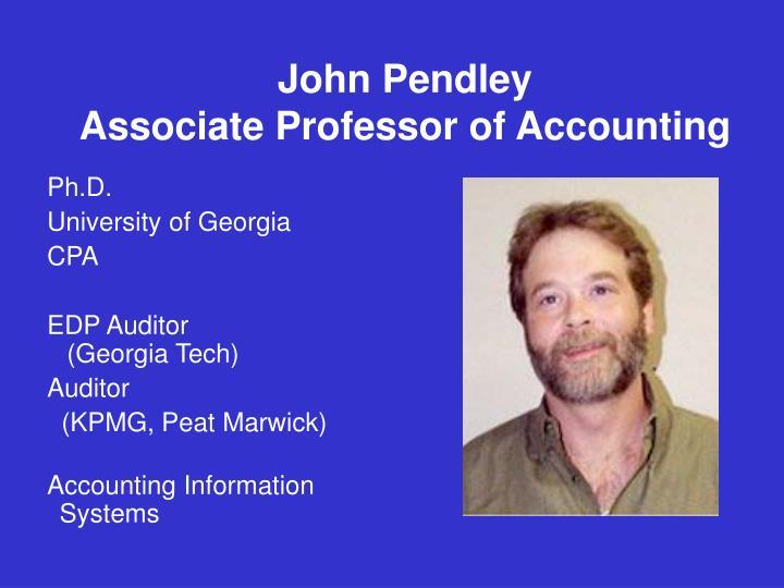 John Pendley