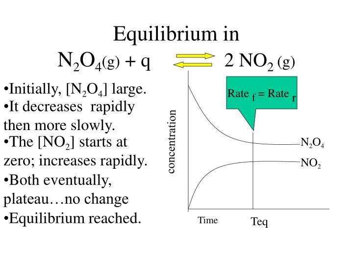 Equilibrium in