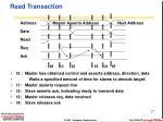 read transaction