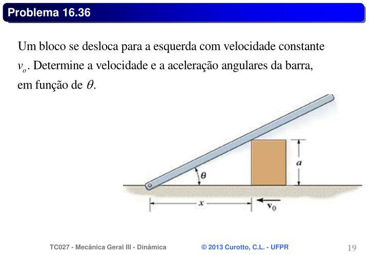 Problema 16.36