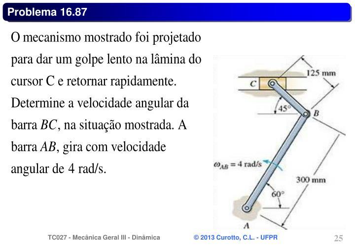 Problema 16.87