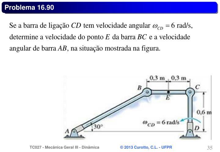 Problema 16.90