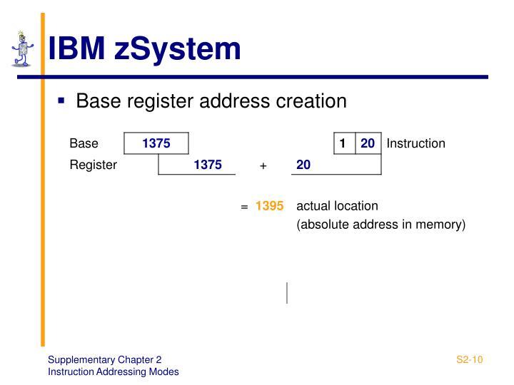 IBM zSystem