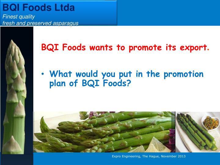 BQI Foods