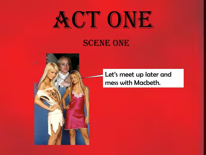 Act one1
