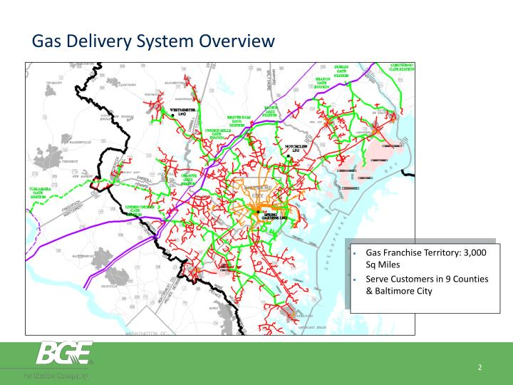 Gas Delivery System Overview