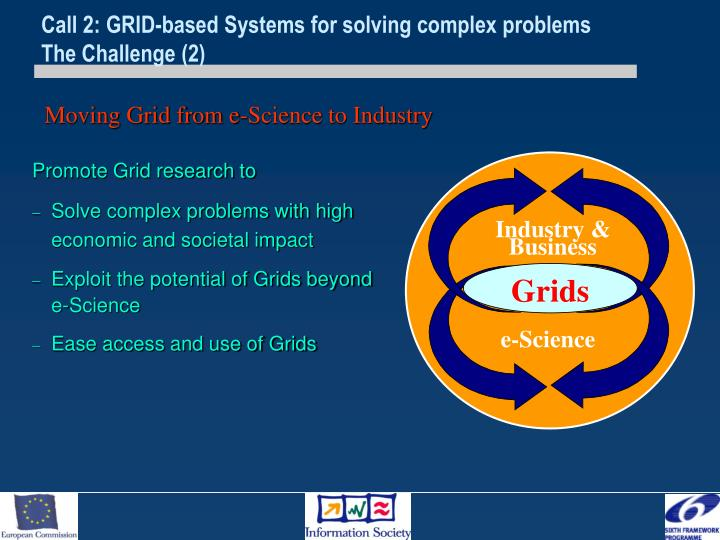Promote Grid research to
