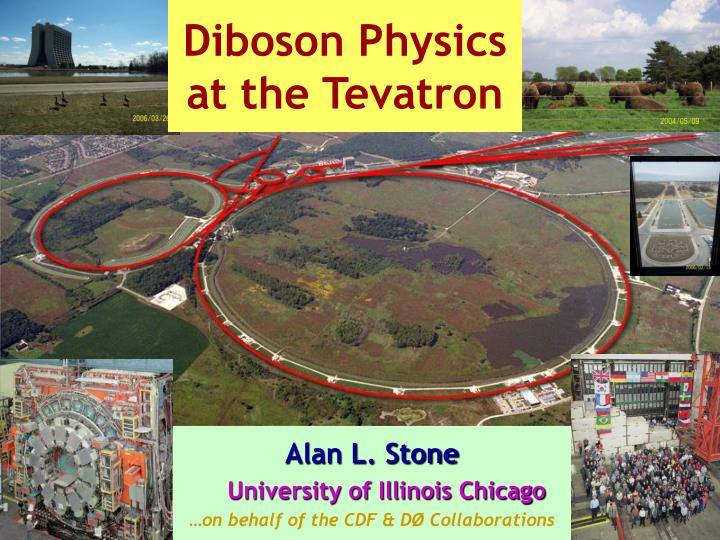 Diboson Physics at the Tevatron