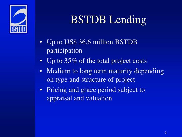 BSTDB Lending