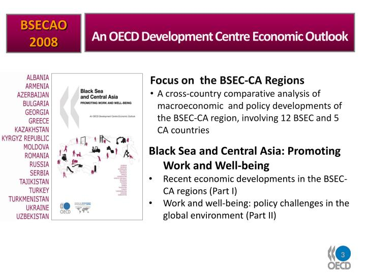 An OECD Development Centre Economic Outlook