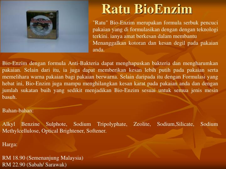 Ratu BioEnzim