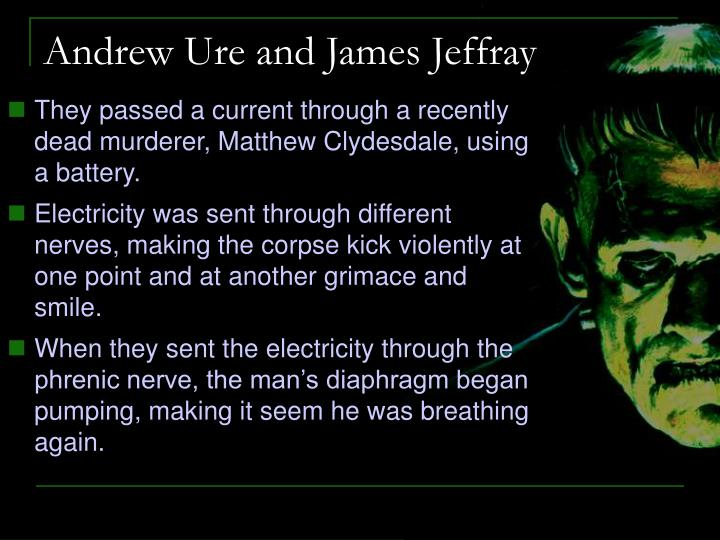 Andrew Ure and James Jeffray