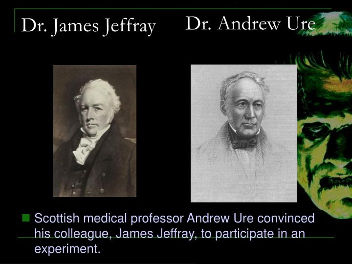 Dr james jeffray